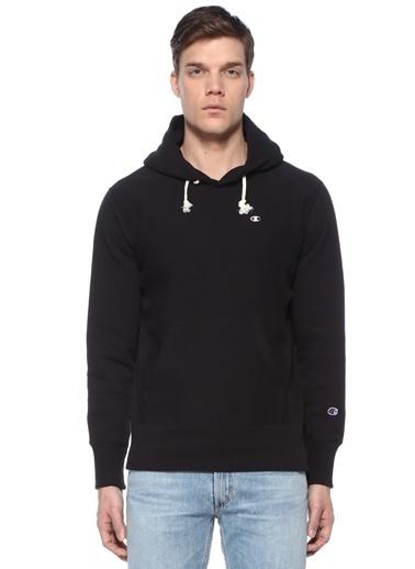 Champion Sweatshirt Siyah